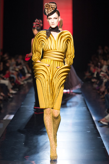Jean Paul Gaultier Fall 2013 15