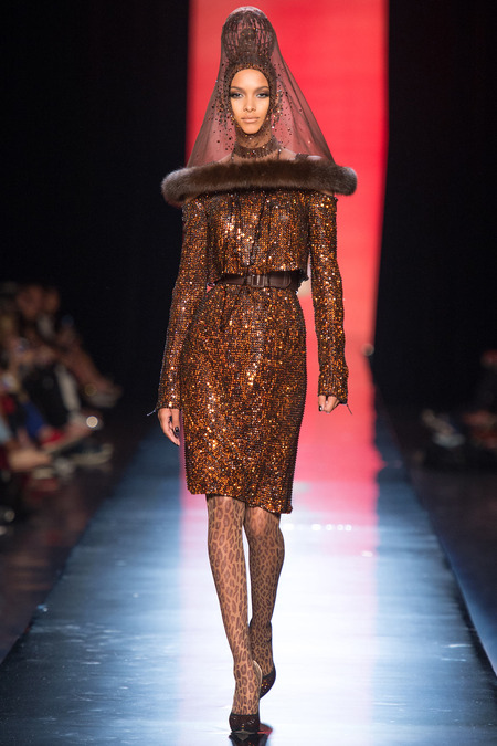 Jean Paul Gaultier Fall 2013 21