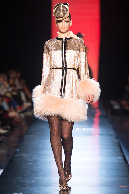 Jean Paul Gaultier Fall 2013 22