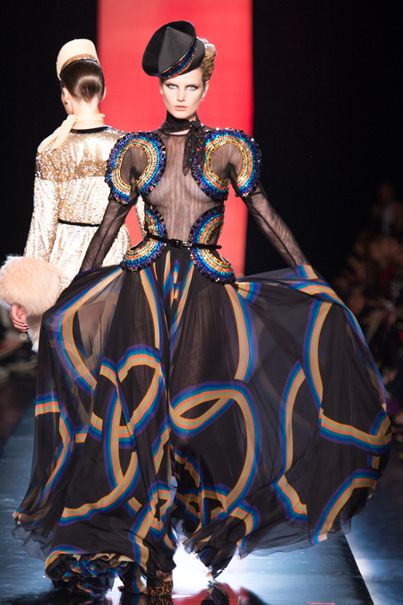 Jean Paul Gaultier Fall 2013 23