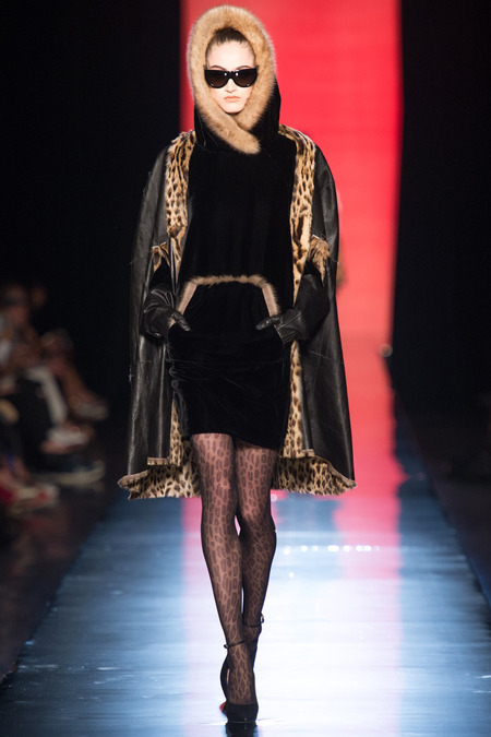 Jean Paul Gaultier Fall 2013 5