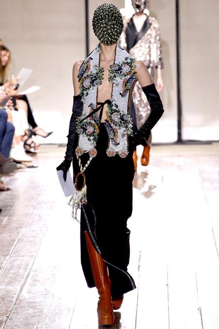 Maison Martin Margiela Fall 2013 Couture 1