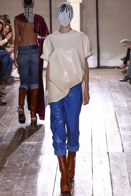 Maison Martin Margiela Fall 2013 Couture 2