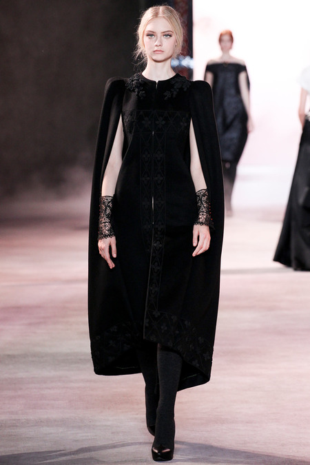 Ulyana Sergeenko Fall 2013 Couture 10
