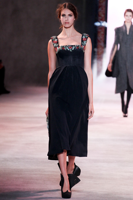 Ulyana Sergeenko Fall 2013 Couture 11