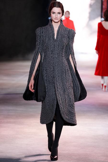 Ulyana Sergeenko Fall 2013 Couture 12