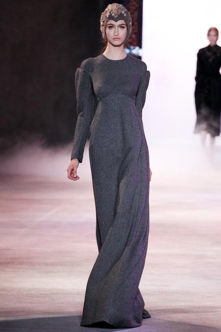 Ulyana Sergeenko Fall 2013 Couture 13