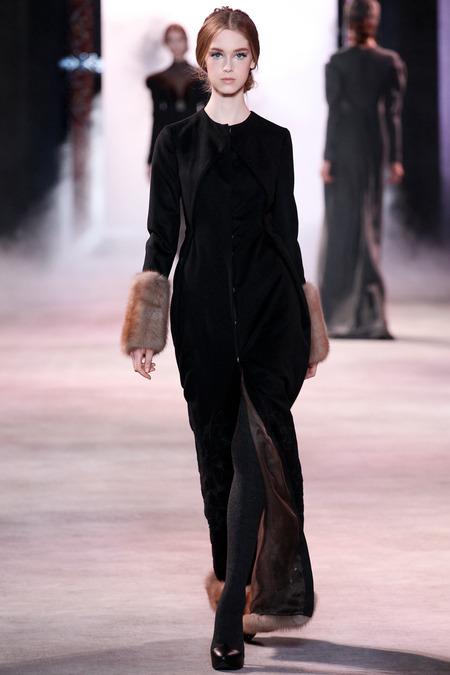 Ulyana Sergeenko Fall 2013 Couture 14