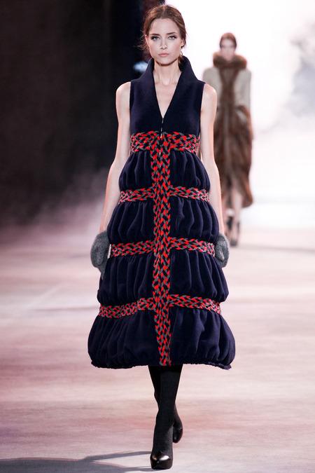 Ulyana Sergeenko Fall 2013 Couture 15
