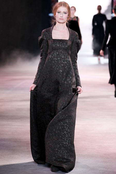 Ulyana Sergeenko Fall 2013 Couture 17