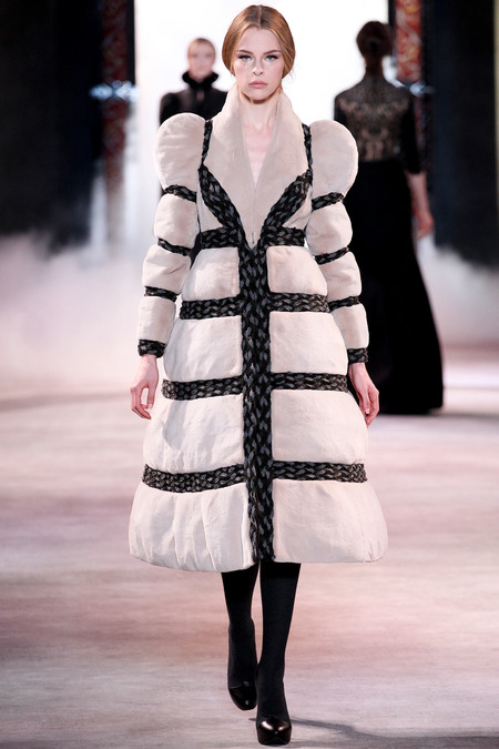 Ulyana Sergeenko Fall 2013 Couture 19