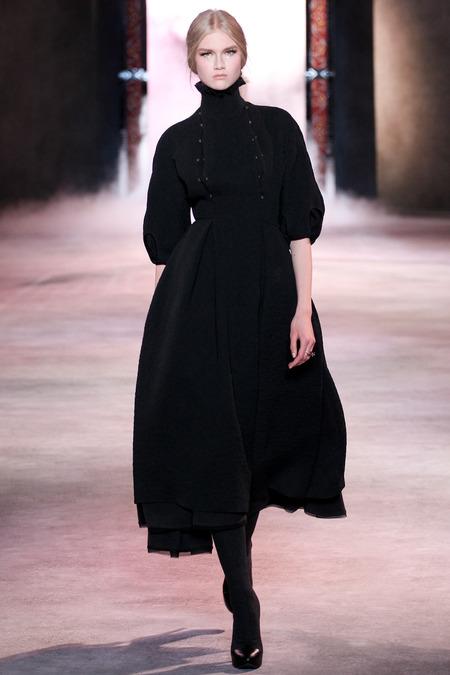 Ulyana Sergeenko Fall 2013 Couture 2