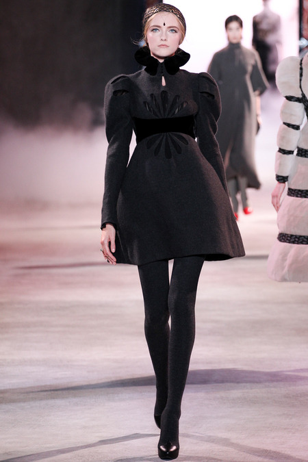 Ulyana Sergeenko Fall 2013 Couture 20