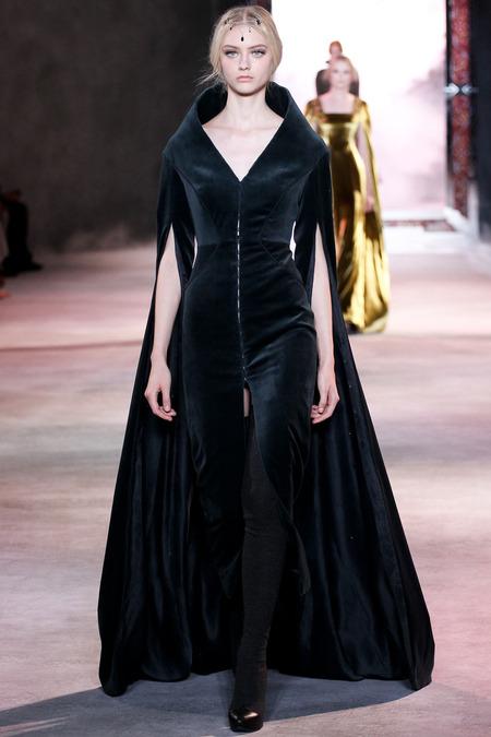 Ulyana Sergeenko Fall 2013 Couture 23