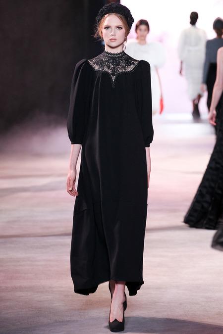 Ulyana Sergeenko Fall 2013 Couture 6