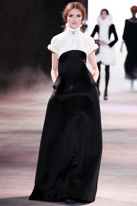 Ulyana Sergeenko Fall 2013 Couture 8