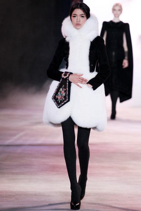 Ulyana Sergeenko Fall 2013 Couture 9
