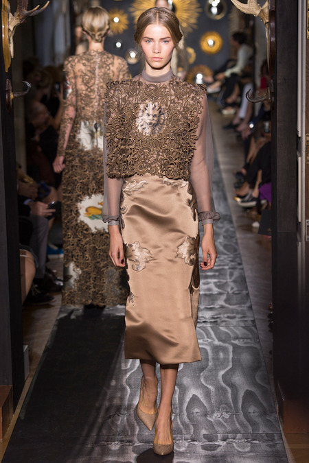 Valentino Fall 2013 Couture 2
