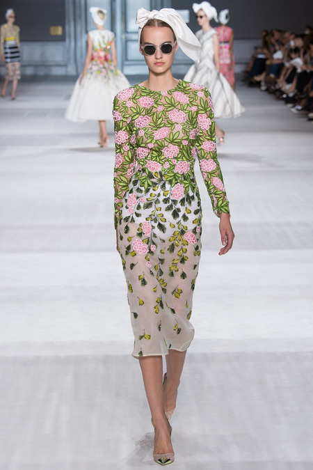 Giambattista Valli Fall 2014 Couture 11